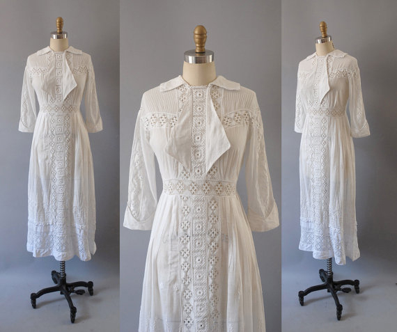 1910s Tea Dress