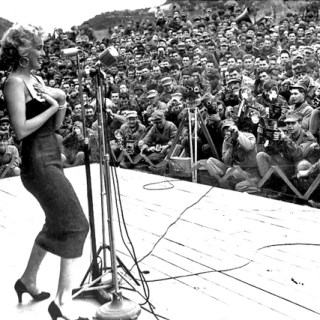 Marilyn Monroe's Sensational USO Tour in South Korea