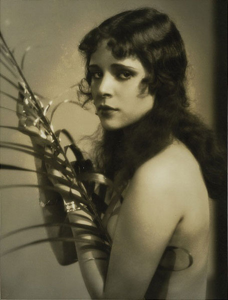 Silent Movie actress Dorothy Janis