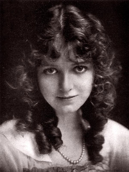 Silent Movie actress Vivian Martin