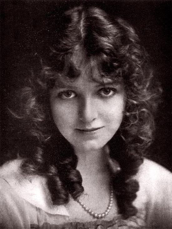Silent Movie actress Vivian Martin