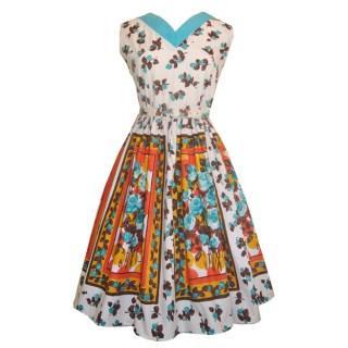 50 Darling Vintage Day Dresses