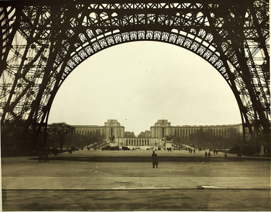 Vintage Paris photos
