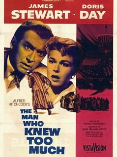 Movie Monday: Hitchcock's The Man Who Knew Too Much (1956)