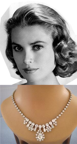 Grace Kelly necklace