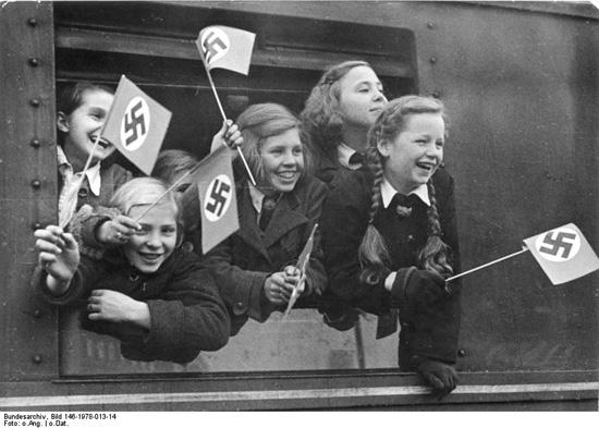 Nazi Germany fashion