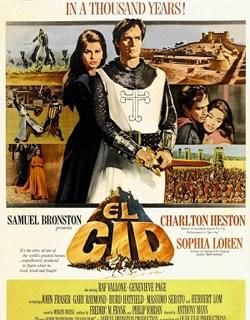 Movie Tuesday: El Cid (1961)