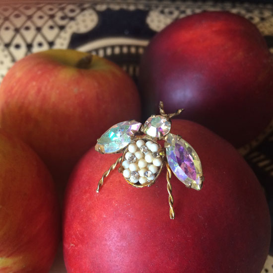 Vintage Obsessions: Insect Jewellery