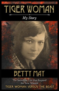 Betty May Tiger Woman