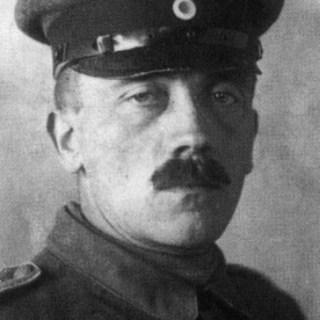 Photos of Adolf Hitler During WW1
