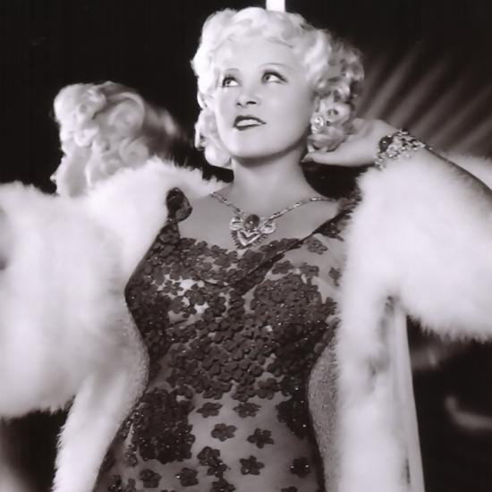 Mae West Before Her Hollywood Makeover We Heart Vintage
