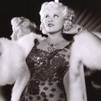 Mae West Before Her Hollywood Makeover