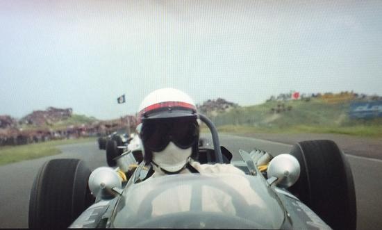 Jackie Stewart in Grand Prix