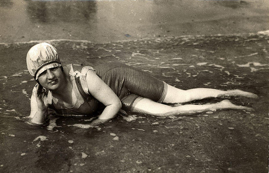 Epic 1920s Swimsuit Fails