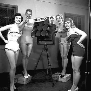 Obscure Beauty Contests from the Past