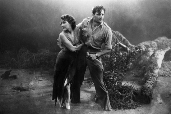 Fay Wray in Most Dangerous Game