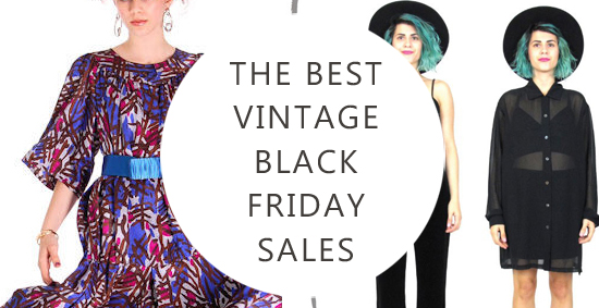 Vintage black friday deals and discounts