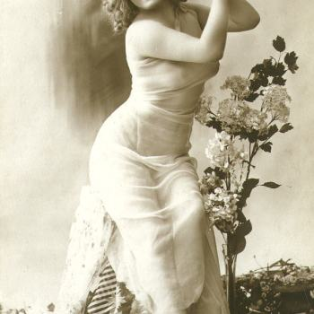Pin Up Pioneers: Miss Fernande (NSFW)