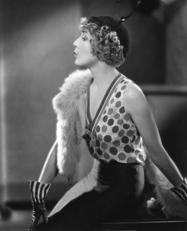 Mary Pickford in Kiki (1931), a film by Sam Taylor