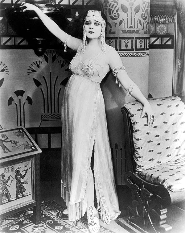 Theda Bara Cleopatra