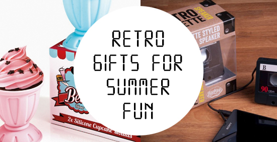 Retro Gifts for Summer