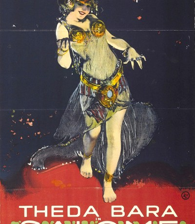 Lost Films: Salome (1918)