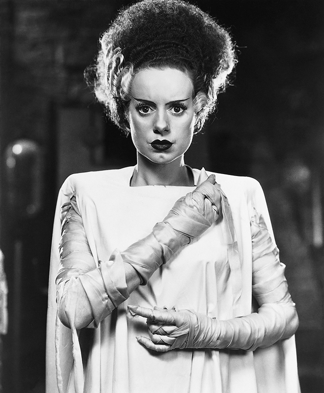 Scream Queens: Elsa Lanchester Bride of Frankenstein
