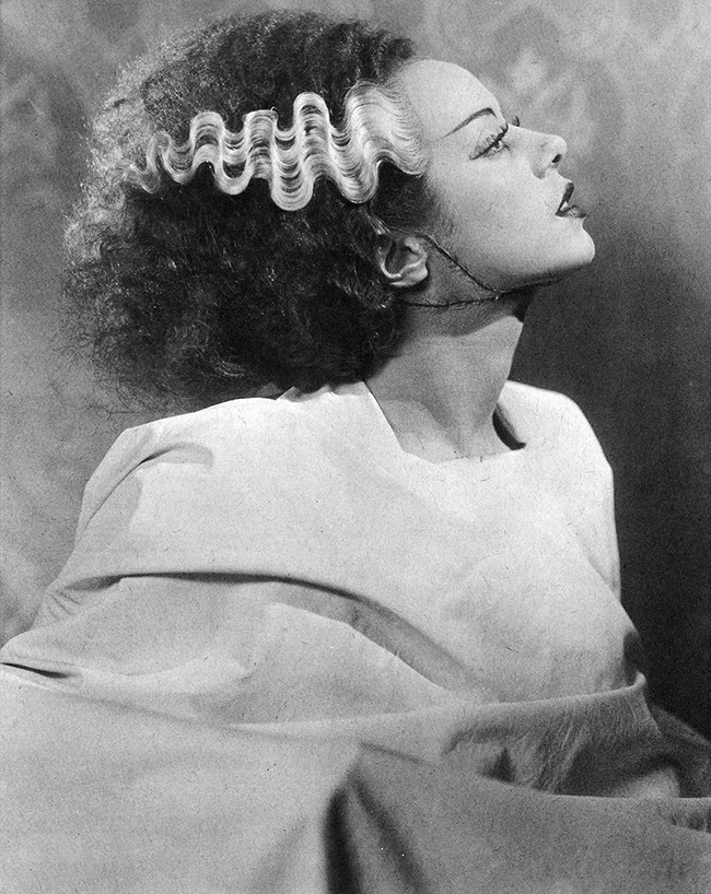 Scream Queens: Elsa Lanchester Bride of Frankenstein