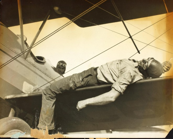 Air suicide 1920s