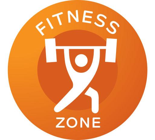 fitness-zone-logojpg (513×462) Gym Logo Pinterest Gym logo - photography skills resume