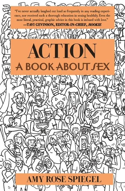 Action A Book About Sex - Feminist Reading List