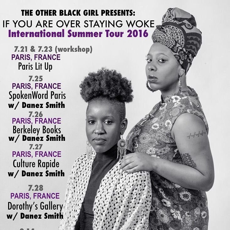 Danez Smith Tour