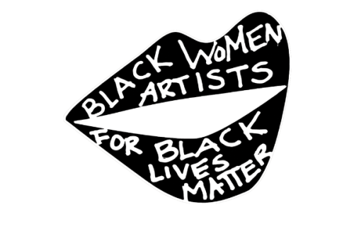 Black Women Artists for Black Lives Matter