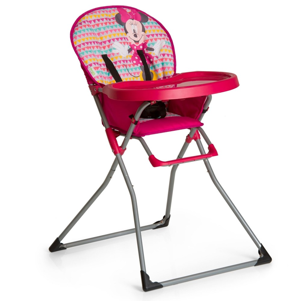 Seggioloni Mima High Chair Mac Baby Minnie Geo Pink 639801