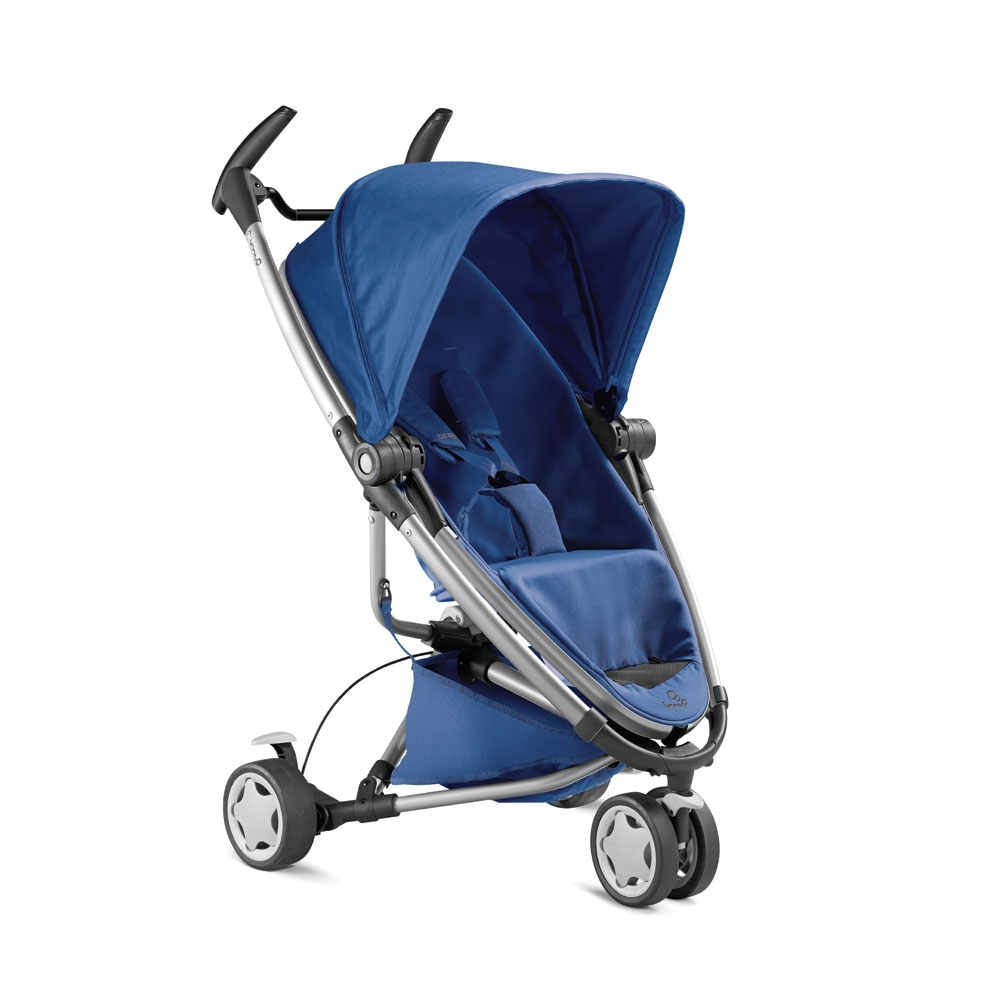 Coche Travel System Zapp Xtra 2 3r Red Rumour Sillas De Paseo