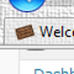 Favicons display next to bookmarks and on browser tabs