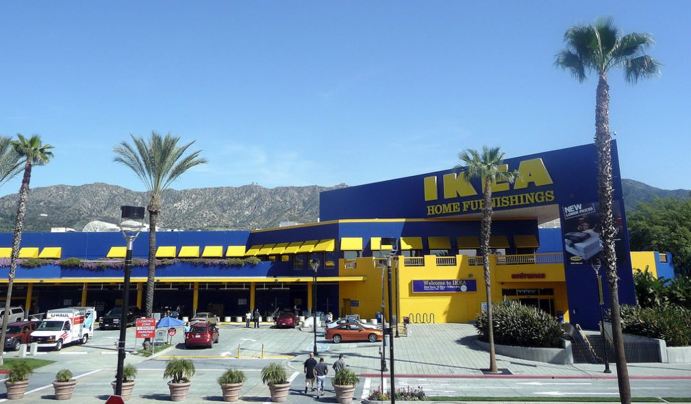 Ikea Burbank Address So The Ikea In Burbank Is Being Converted Into A Massive