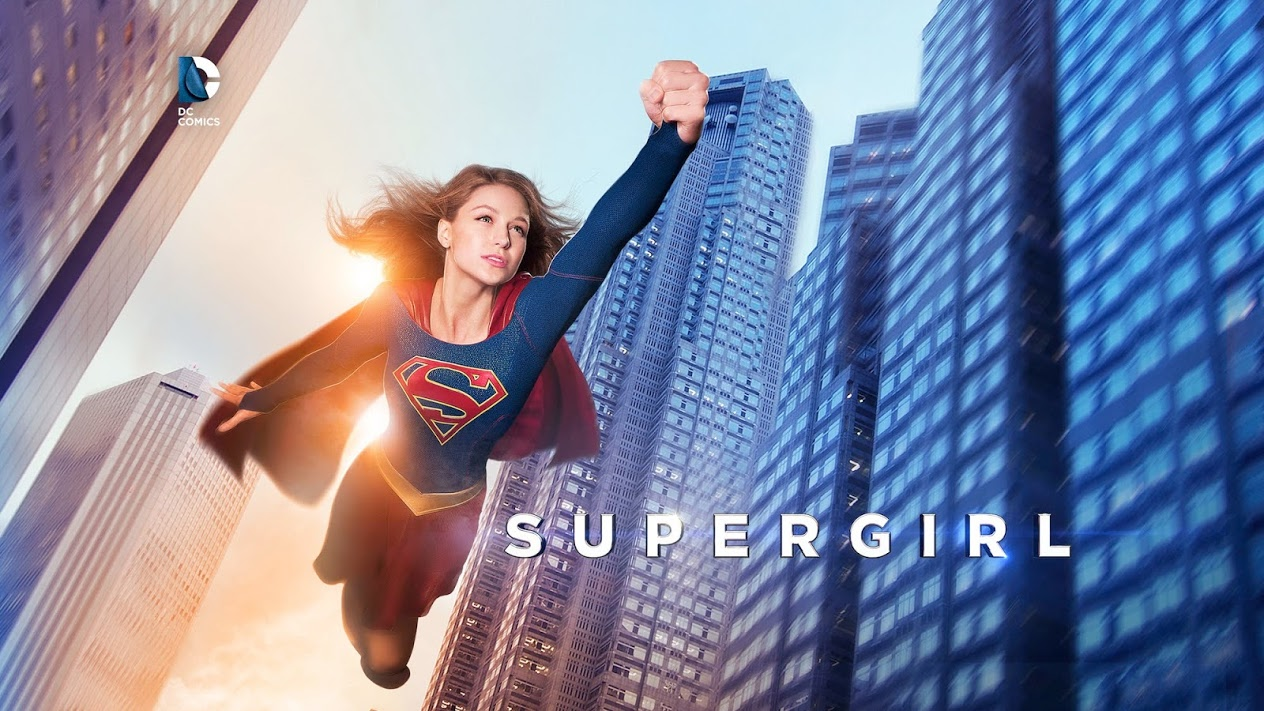 3d Live Wallpaper Windows 10 Supergirl Lands On Blu Ray And Dvd This August