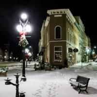 The Weekend We Got Snowed In- A Cozy Little Glimpse of My Town and Life