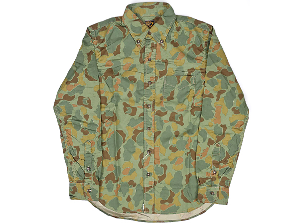 OrSlow_Camouflage_Oxford_Shirt_1