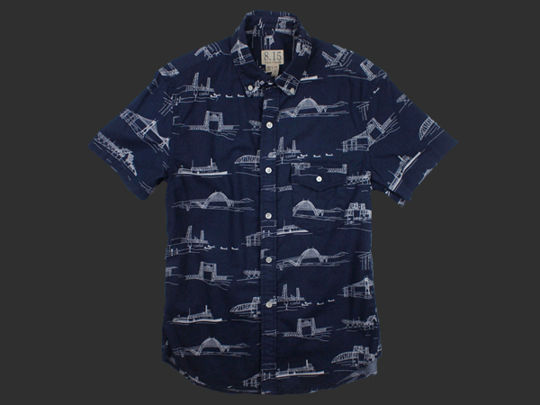 August_Fifteenth_Printed_Poplin_Short_Sleeve_Shirts_5