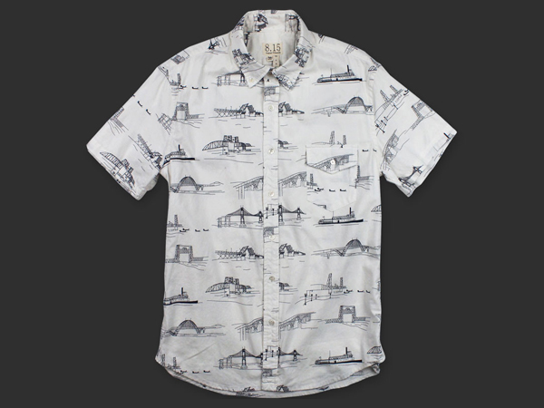 August_Fifteenth_Printed_Poplin_Short_Sleeve_Shirts_7