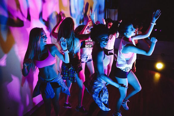 New York City39s Best Bachelorette Party Workouts Well Good