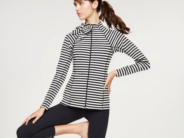 kate spade x beyond yoga active wear collection