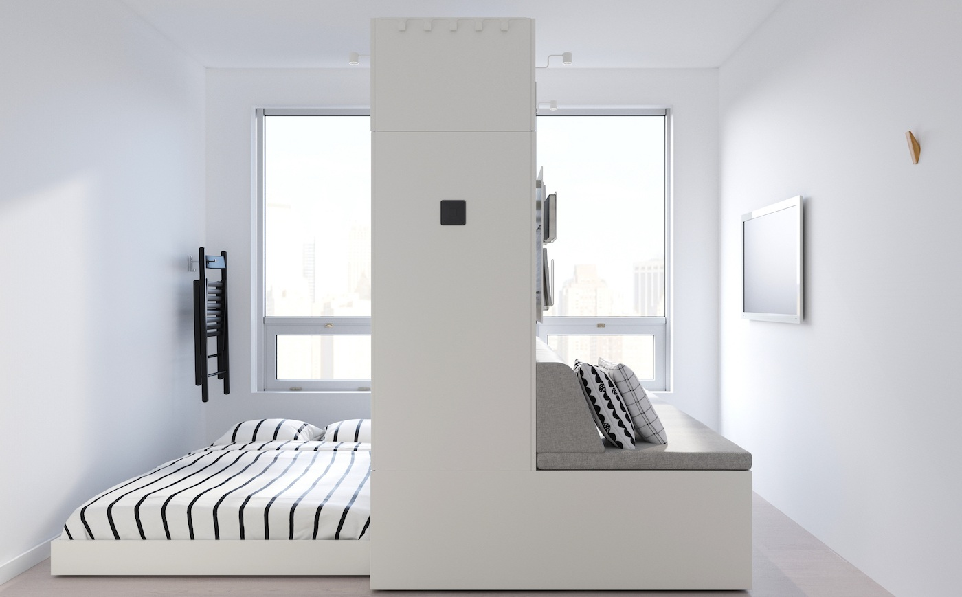 Ikea Home Filing System Ikea Rognan Solves Every Space Problem In Your Apartment