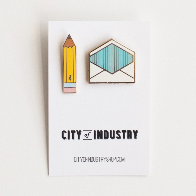 Correspondence Kit Pencil and Envelope Pen Set