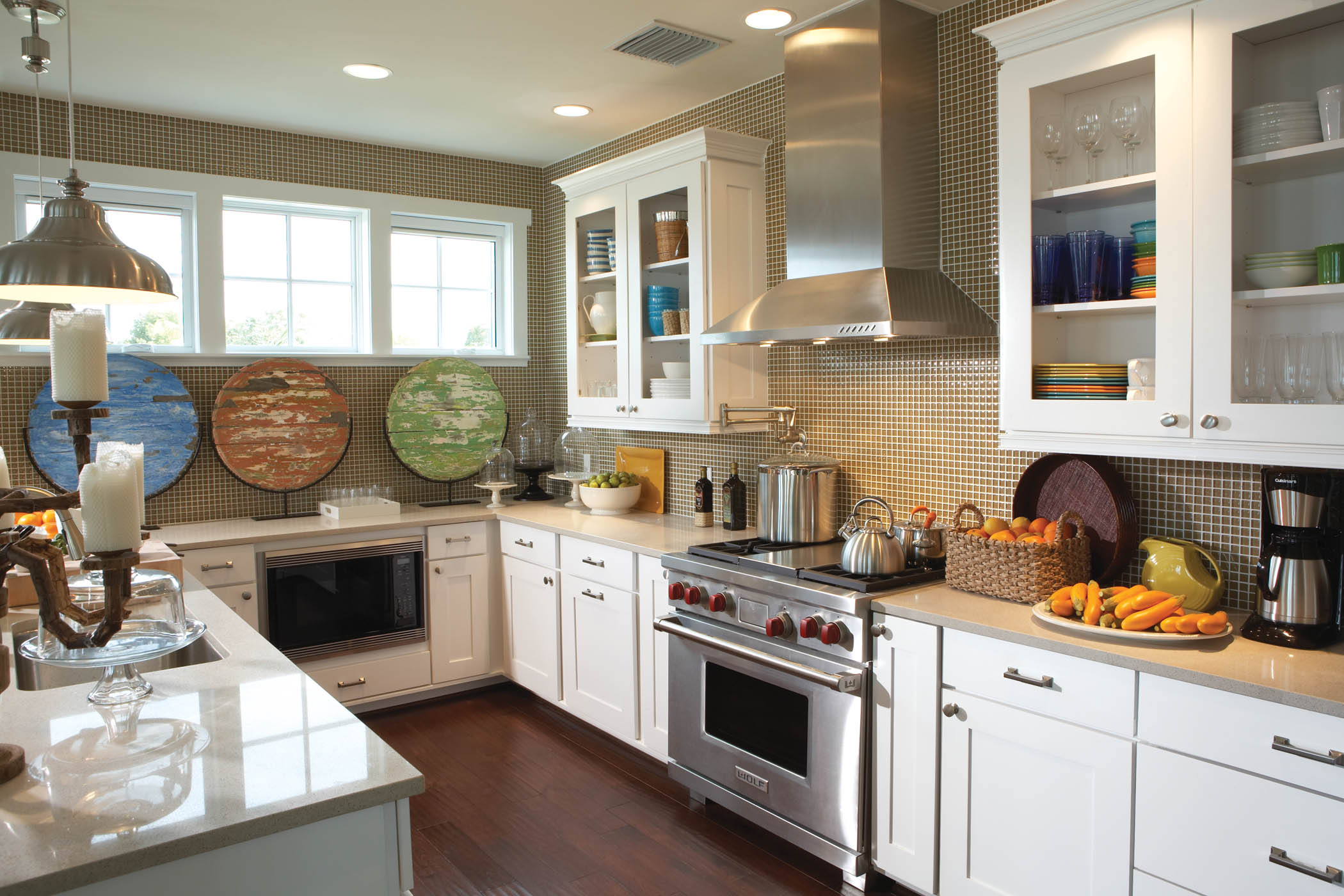 Traditional Kitchens With White Cabinets What S Your Kitchen Style Wellborn Cabinet Blog