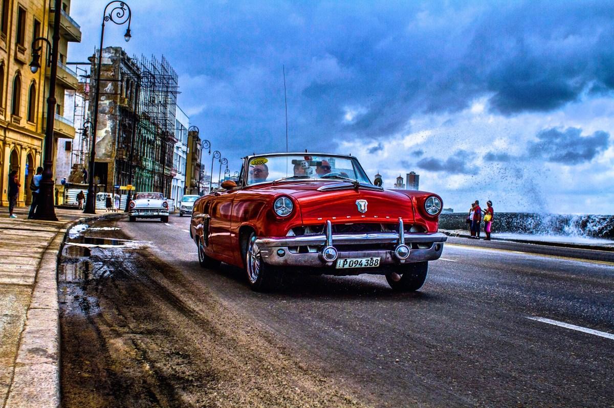 American Graffiti Cars Wallpaper Havana Cuba Vacayhack