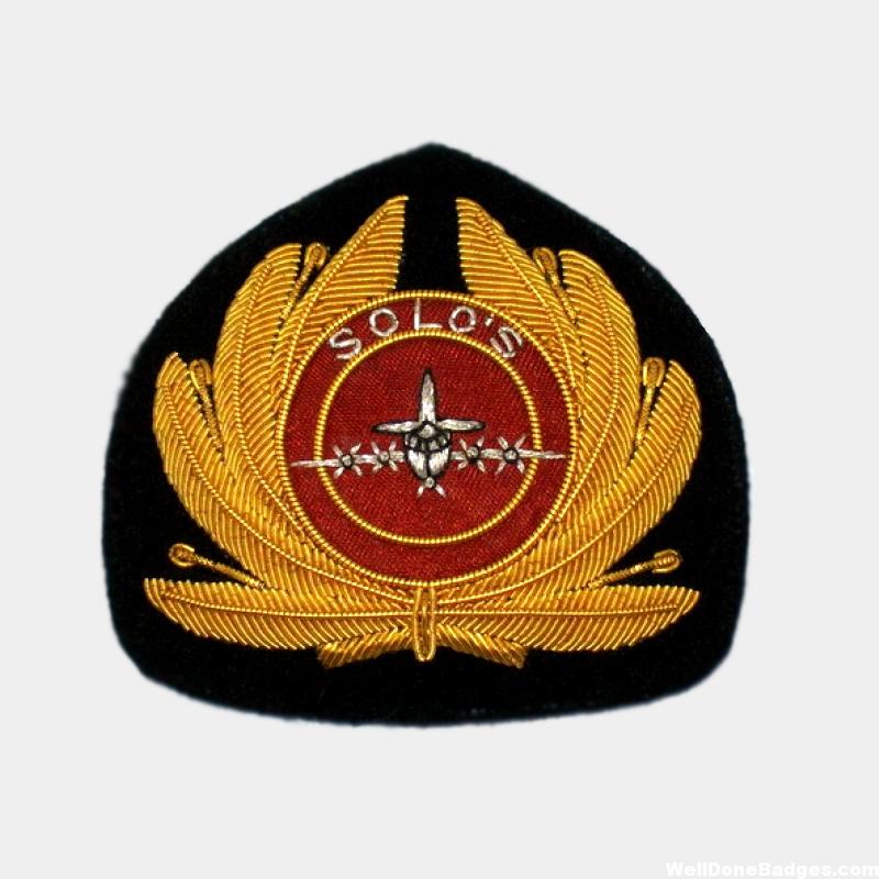 Bullion Badge  121