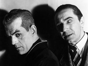 Karloff-Lugosi